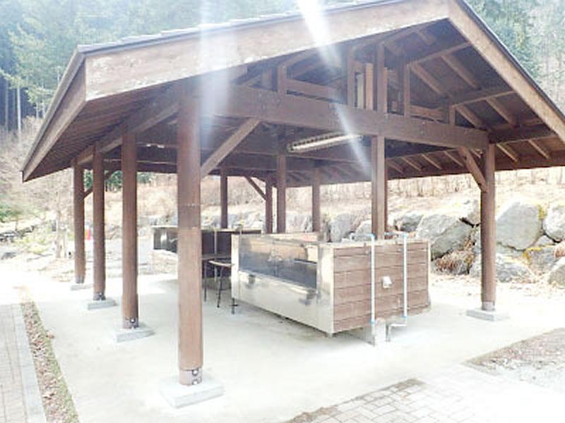 北伊奈ケ湖 炊事場